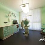 Studio verde, Alfamed dentista Udine