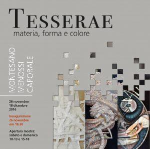 Tesserae 2016, mostra a Clauiano