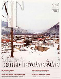 Cover Cronache Tolmezzine dicembre 2016