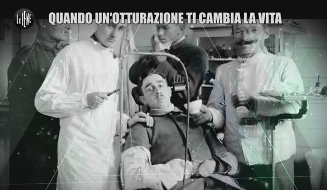 Otturazioni dentali sicure: servizio Iene Mediaset