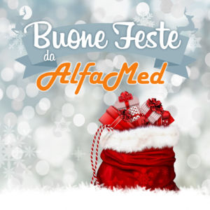 Buone Feste 2017 da Alfamed!