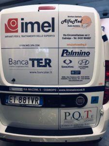 Doblò sponsorizzato Alfamed